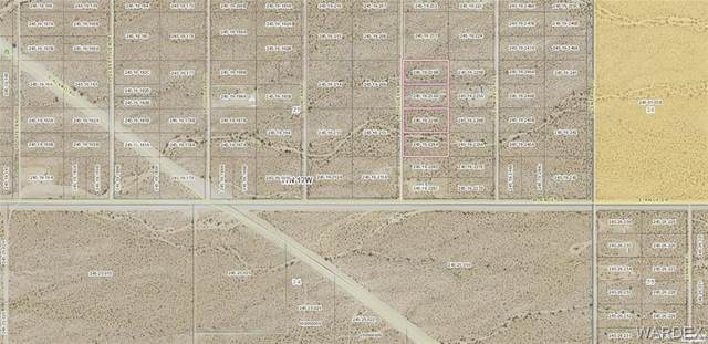 4 lots Duquesne Rd, Yucca, AZ 86438 (MLS #964914) :: The Lander Team