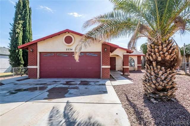 2334 E Mcvicar Avenue, Kingman, AZ 86409 (MLS #964923) :: The Lander Team