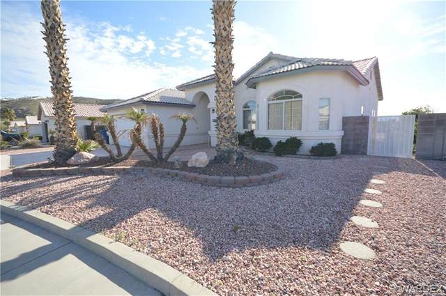 2840 E Ladera Drive, Bullhead, AZ 86429 (MLS #964931) :: The Lander Team