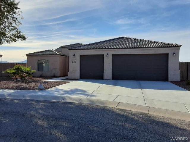 2401 E Palo Verde Drive, Mohave Valley, AZ 86440 (MLS #964948) :: The Lander Team