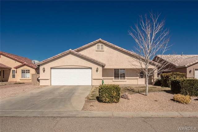 3291 E El Tovar Avenue, Kingman, AZ 86409 (MLS #964952) :: The Lander Team