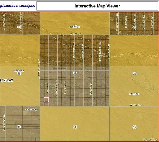 LMRO #2 S-27 LOT 239 Elm Drive, Dolan Springs, AZ 86441 (MLS #964985) :: The Lander Team