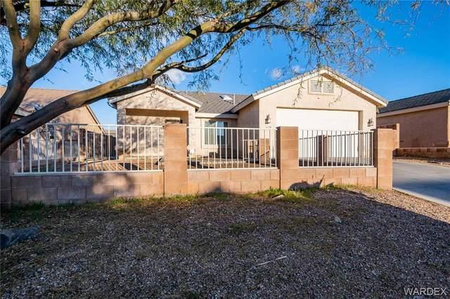 3156 N Brook Street, Kingman, AZ 86401 (MLS #965018) :: The Lander Team