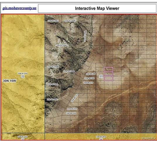 HUALAPAI HIGHLANDS Tbd, Meadview, AZ 86444 (MLS #965029) :: The Lander Team