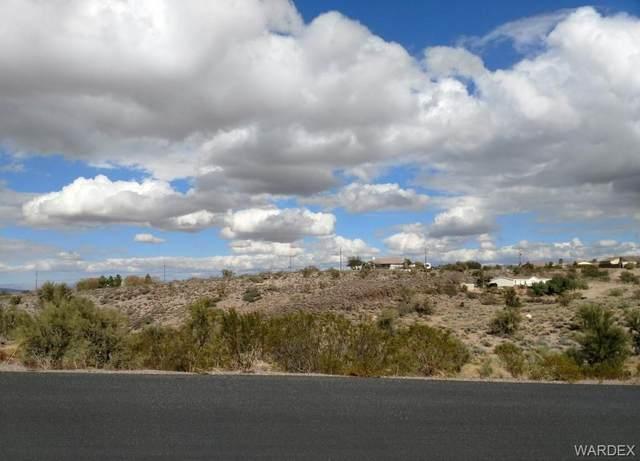 3370 Cerritos Lane, Kingman, AZ 86401 (MLS #965213) :: The Lander Team