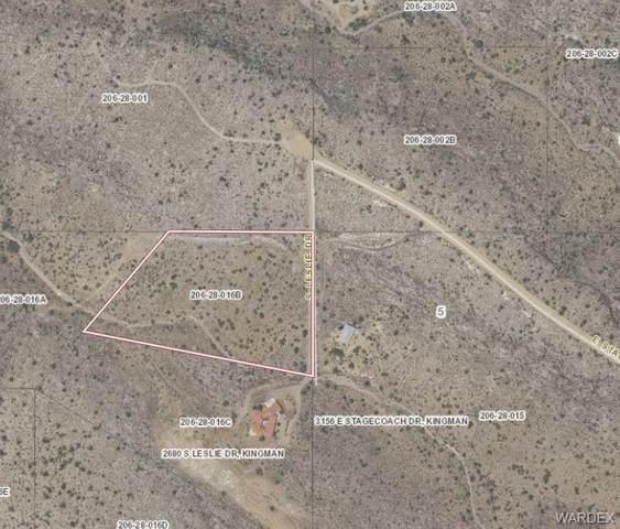L 66B E Stagecoach Drive, Kingman, AZ 86401 (MLS #965219) :: The Lander Team