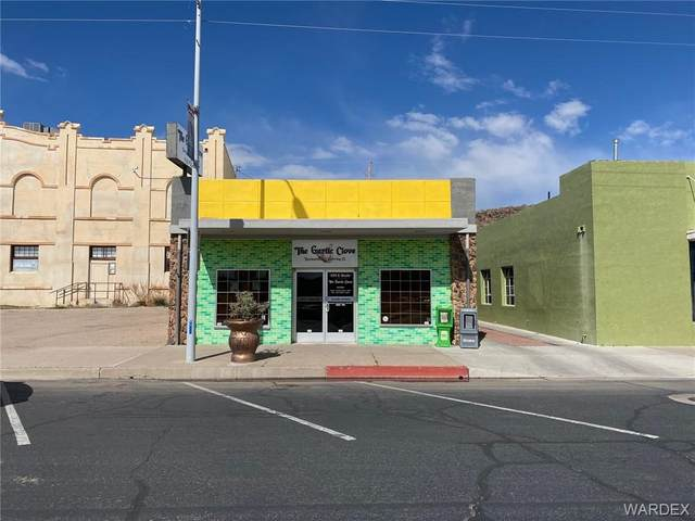 509 E Beale Street, Kingman, AZ 86401 (MLS #965229) :: The Lander Team