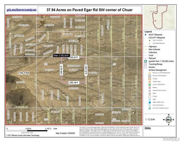 1757 S Egar Road, Golden Valley, AZ 86413 (MLS #965301) :: The Lander Team
