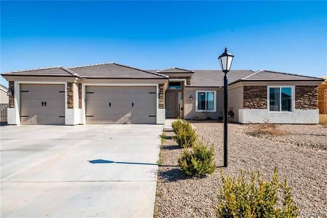 4245 E Old Ranch Lane, Kingman, AZ 86401 (MLS #965346) :: The Lander Team