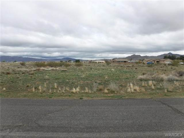 7831 E Oxbow Drive, Kingman, AZ 86401 (MLS #965478) :: The Lander Team