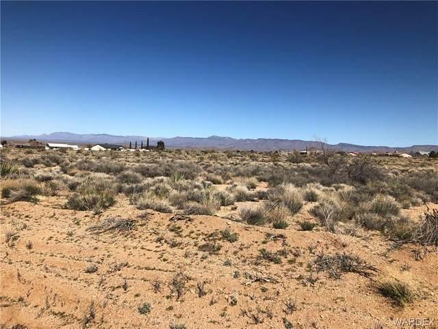 7079 E Alvarado Drive, Kingman, AZ 86401 (MLS #965564) :: The Lander Team
