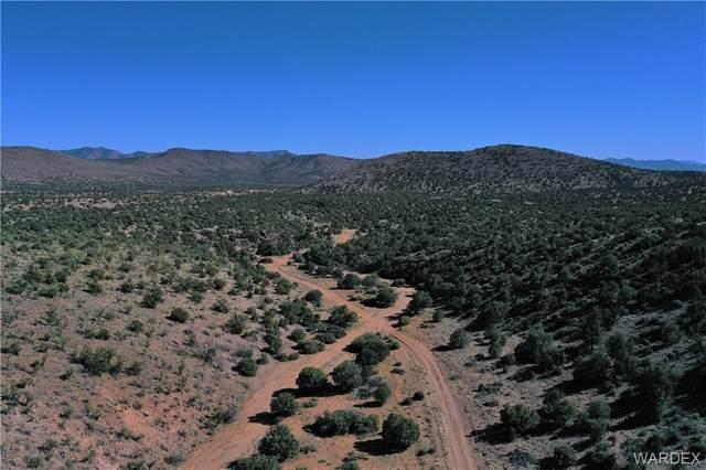 Cedar Hills parcel 1 E. Gleaners Road, Kingman, AZ 86401 (MLS #965596) :: The Lander Team