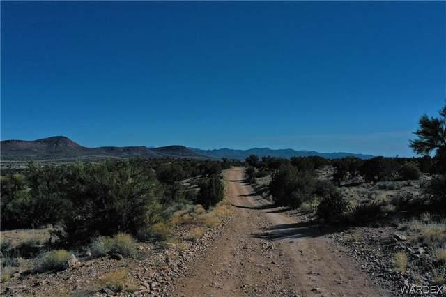 Cedar Hills parcel 1 E. Mona Drive, Kingman, AZ 86401 (MLS #965600) :: The Lander Team