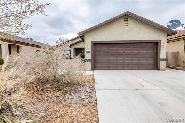 3705 N Adams Street, Kingman, AZ 86409 (MLS #965631) :: The Lander Team