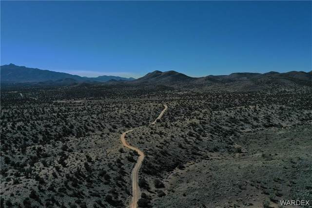 Cedar Hills Parcel 3 Outlaw Canyon Road, Kingman, AZ 86401 (MLS #965651) :: The Lander Team