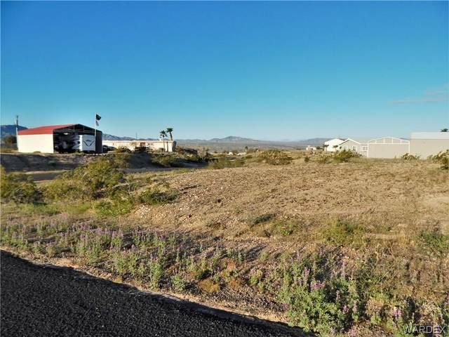 4727 E Sierra Vista Drive, Topock/Golden Shores, AZ 86436 (MLS #965709) :: The Lander Team