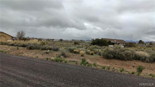 9342 N Broken Saddle Drive, Kingman, AZ 86401 (MLS #965712) :: The Lander Team