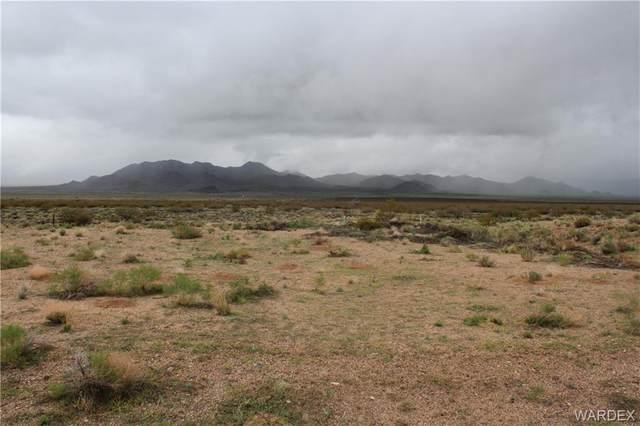 8637 N Desert View Drive, Kingman, AZ 86401 (MLS #965728) :: The Lander Team