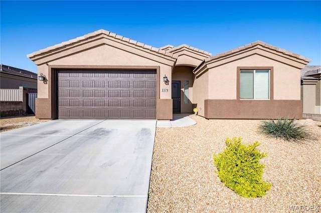 3379 Sonora Desert Street, Kingman, AZ 86401 (MLS #965770) :: The Lander Team