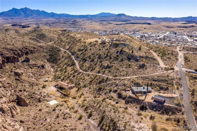 000 N White Cliffs Rd, Kingman, AZ 86401 (MLS #965856) :: The Lander Team