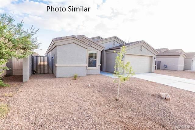 4370 N Benton Street, Kingman, AZ 86409 (MLS #965877) :: The Lander Team