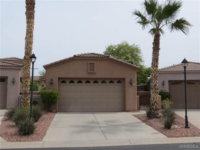 1064 Legends Dr, Bullhead, AZ 86429 (MLS #965888) :: The Lander Team