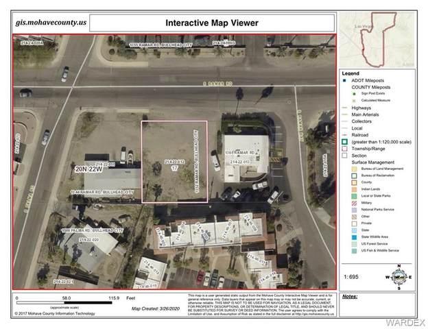1352 Ramar Road, Bullhead, AZ 86442 (MLS #965911) :: The Lander Team