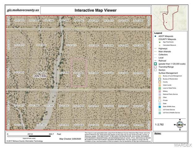 6123 W Macayo Drive, Golden Valley, AZ 86413 (MLS #965912) :: The Lander Team