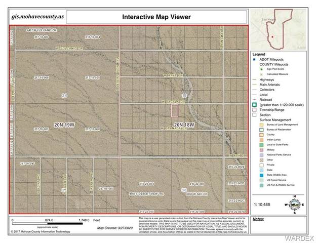 6138 W Jacala Drive, Golden Valley, AZ 86413 (MLS #965930) :: The Lander Team