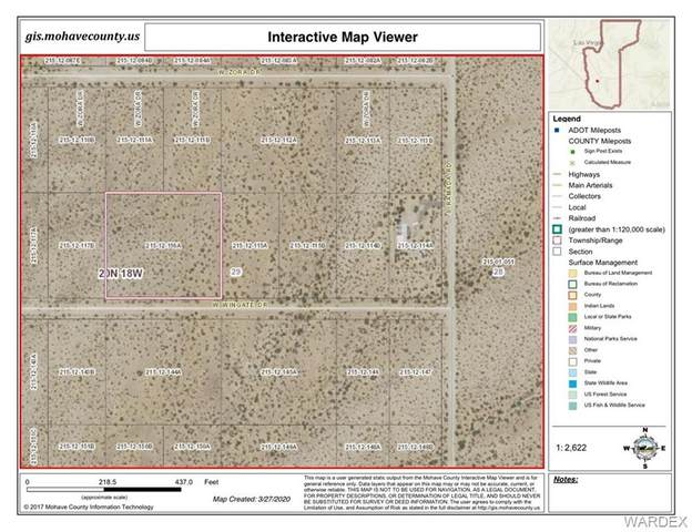 215-12-116A Wingate Dr., Golden Valley, AZ 86413 (MLS #965936) :: The Lander Team