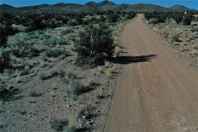 Cedar Hills parcel 6 Horseback Trail, Kingman, AZ 86401 (MLS #965974) :: The Lander Team