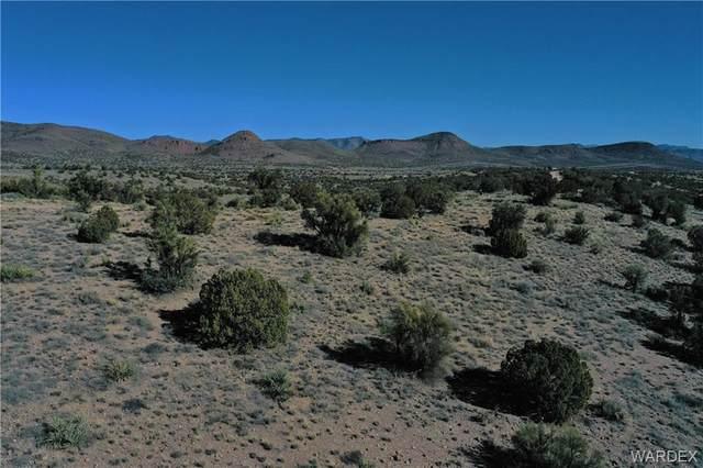 Cedar Hills parcel 6 Horseback Trail, Kingman, AZ 86401 (MLS #965978) :: The Lander Team