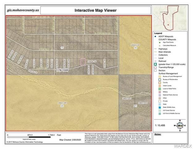 244-06-102 Easy Rd., Yucca, AZ 86438 (MLS #965987) :: AZ Properties Team   RE/MAX Preferred Professionals