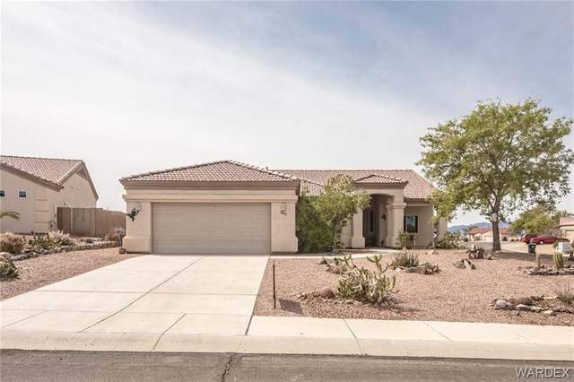 2636 Edgewater Drive, Bullhead, AZ 86442 (MLS #966031) :: The Lander Team