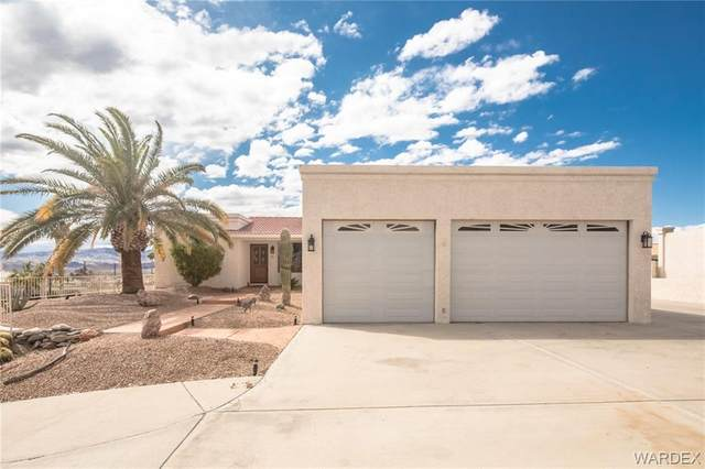 2389 Snead Drive, Lake Havasu, AZ 86406 (MLS #966032) :: The Lander Team