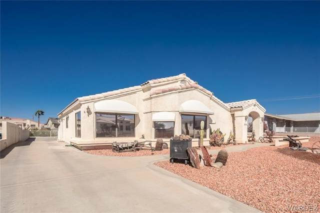 1733 Lear, Lake Havasu, AZ 86404 (MLS #966035) :: The Lander Team