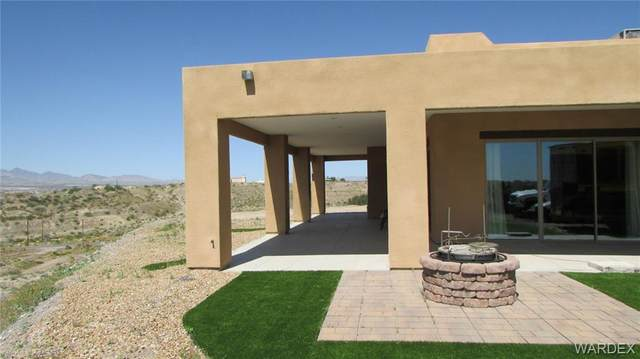 1691 Marble Canyon Drive, Bullhead, AZ 86442 (MLS #966070) :: The Lander Team