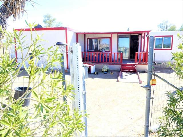15225 N Holly Drive, Dolan Springs, AZ 86441 (MLS #966090) :: The Lander Team