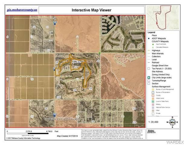 1 Paseo El Rio, Mohave Valley, AZ 86440 (MLS #966101) :: The Lander Team