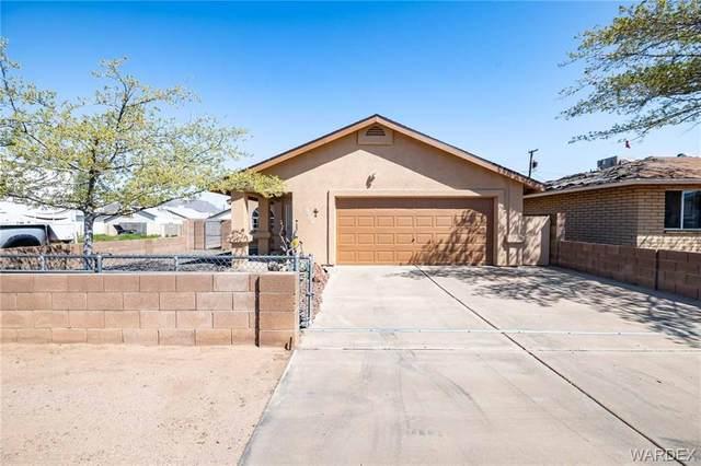 2123 E Gates Avenue, Kingman, AZ 86401 (MLS #966126) :: The Lander Team