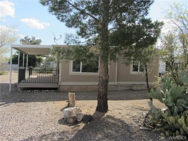 4610 N Sierra Road, Kingman, AZ 86409 (MLS #966130) :: The Lander Team