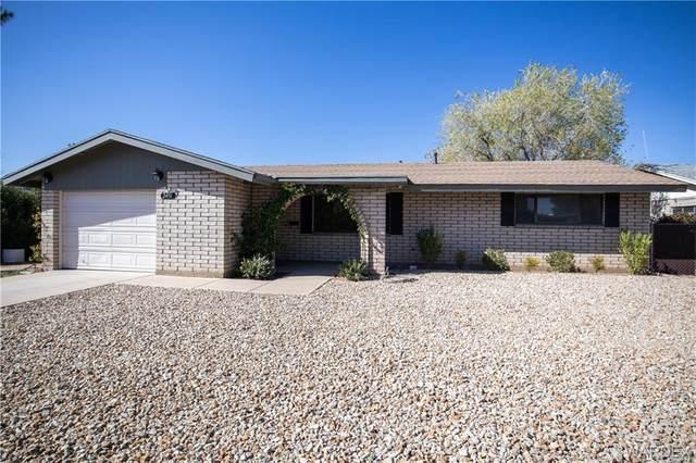 2491 Mullen Drive, Kingman, AZ 86401 (MLS #966142) :: The Lander Team