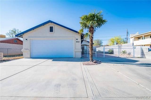 2012 Lucille Avenue, Kingman, AZ 86401 (MLS #966145) :: The Lander Team