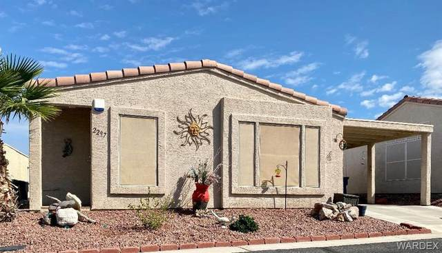 2297 San Lin Con Lane, Bullhead, AZ 86442 (MLS #966174) :: The Lander Team