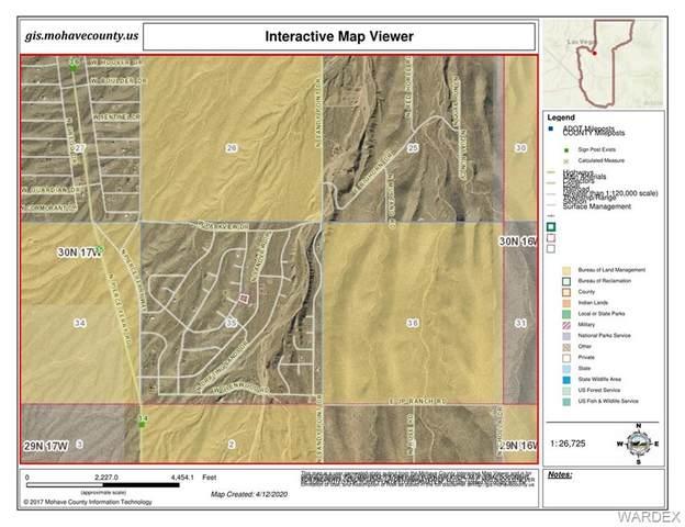 28298 N Deadwood Drive, Meadview, AZ 86444 (MLS #966213) :: The Lander Team