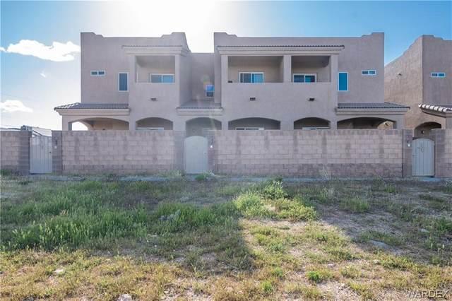 688 Vista Grande Drive, Kingman, AZ 86409 (MLS #966303) :: The Lander Team