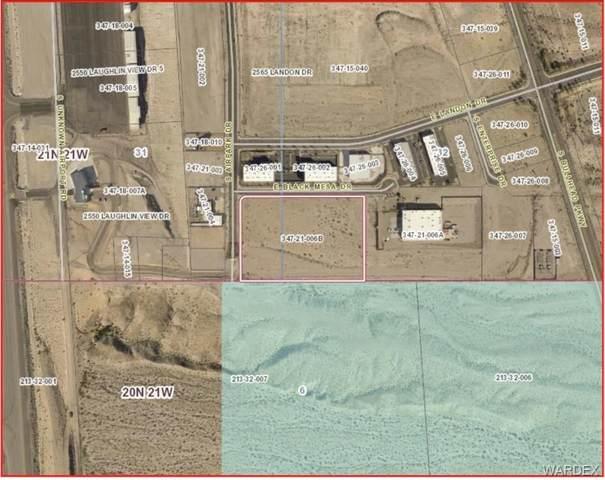 0000 S Airpark Dr, Bullhead, AZ 86429 (MLS #966414) :: The Lander Team