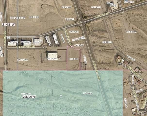 998 Enterprise Drive, Bullhead, AZ 86429 (MLS #966418) :: The Lander Team