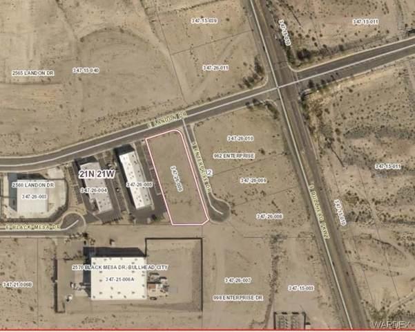 2590 Landon Drive, Bullhead, AZ 86429 (MLS #966421) :: The Lander Team