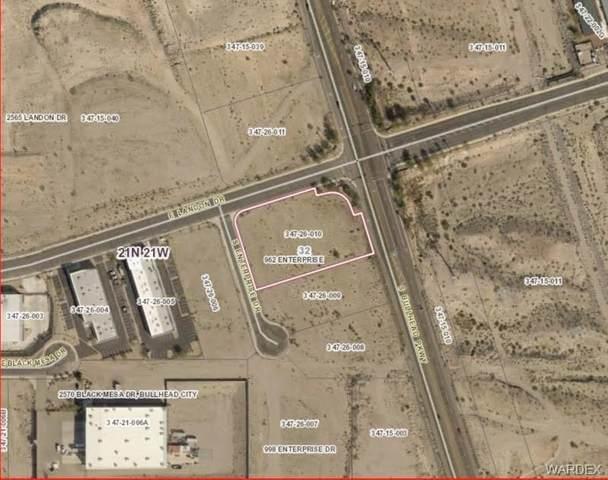 962 Enterprise, Bullhead, AZ 86429 (MLS #966423) :: The Lander Team